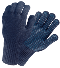 Strick-Handschuh Thermo Grip (12er Pack)